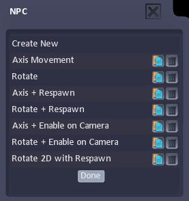 NPC Definition - Tall Studios